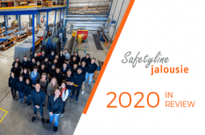 End of Year Wrap up Safetyline Jalousie's Directors