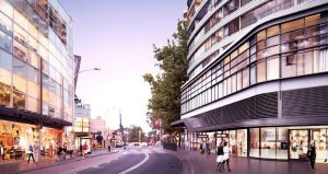 Aqua Apartments Bondi Junction, NSW