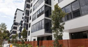 Meriton Luna Apartments Lewisham, NSW
