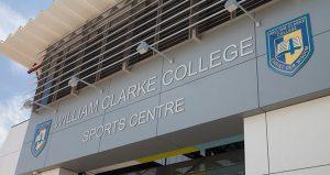 William Clarke College Sports Centre, Kellyville NSW