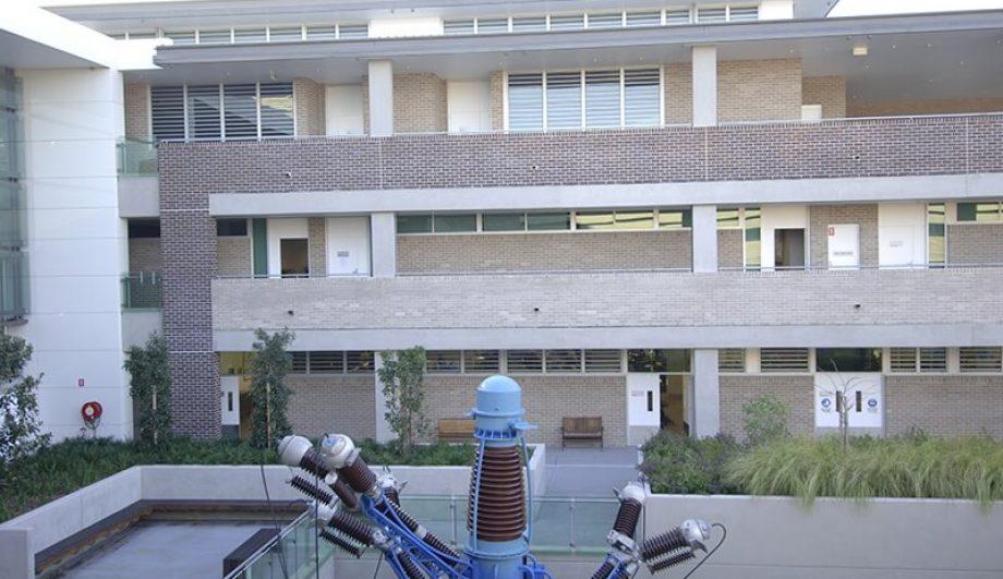Ausgrid Learning Centre building
