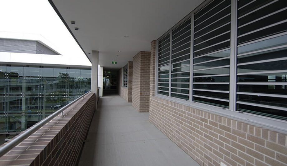 Ausgrid Learning Centre exterior
