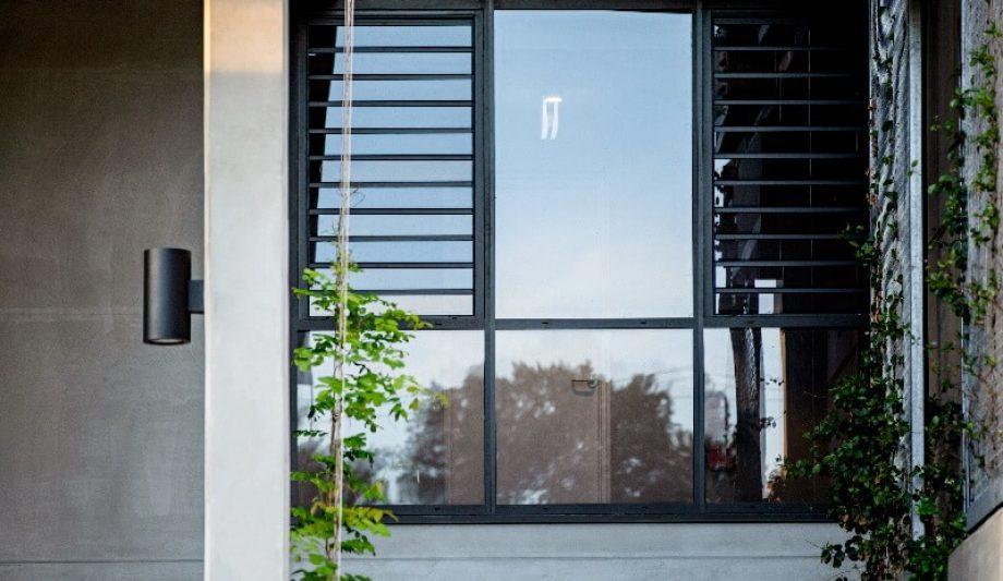 Bohem Apartment windows