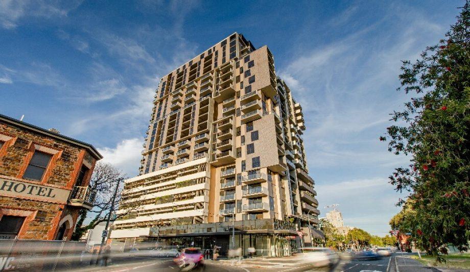 Bohem Apartments building