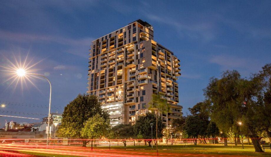 Bohem Apartments building picture