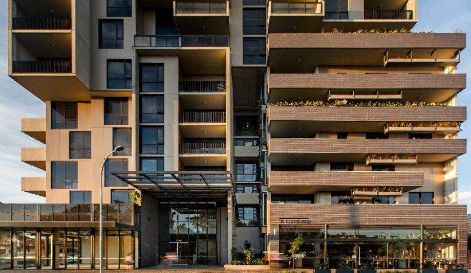 Bohem Apartments front