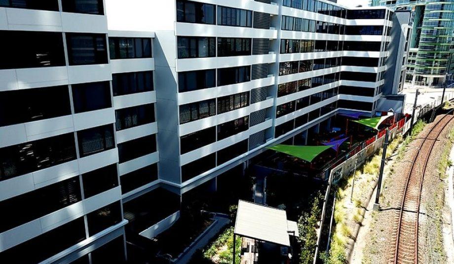 Botania Apartments Aerial view 2