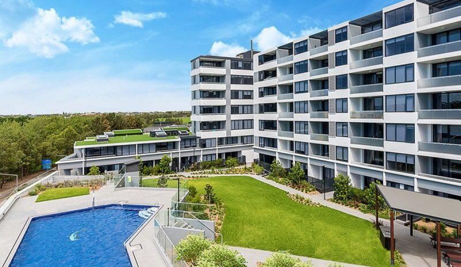 Botania Apartments Front