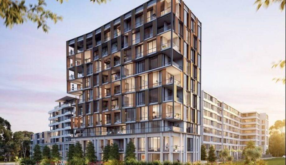 Botania Apartments building