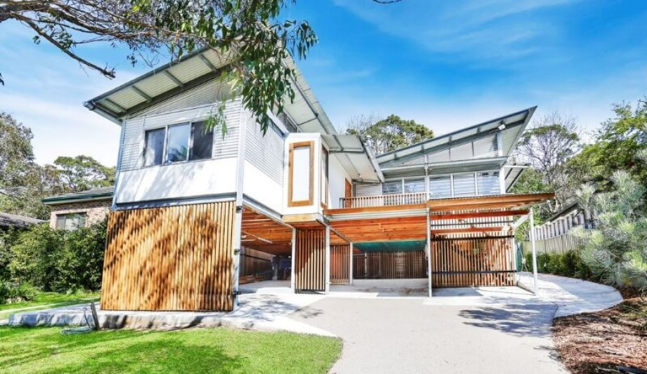 Caringbah Residence front