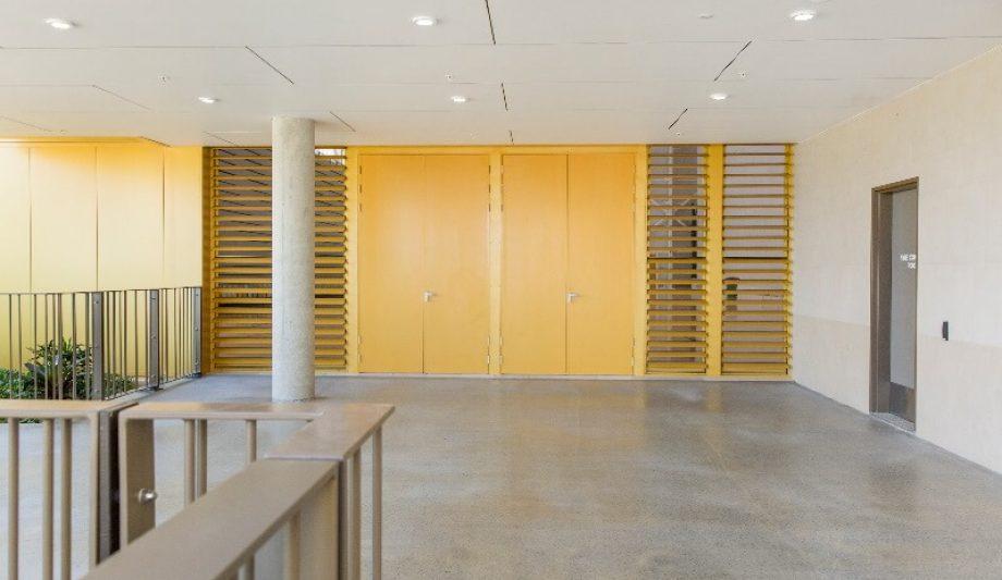 Carrara Sports and Leisure Centre building