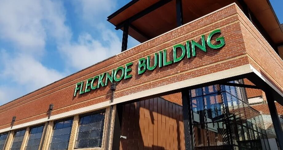 Flecknoe Building Federation University Building 920