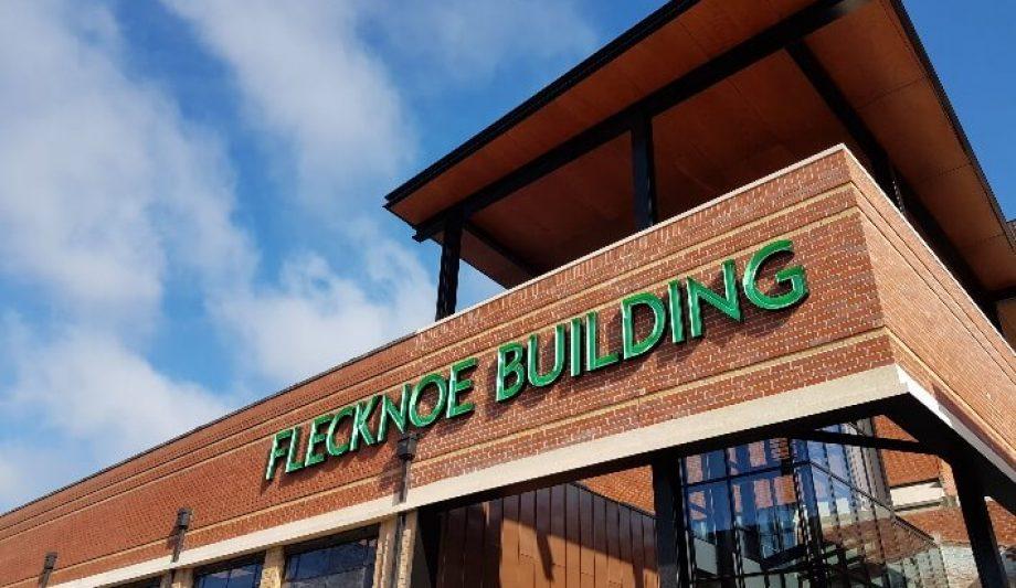 Flecknoe Building Federation University Building