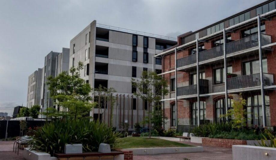 GTV9 Residential Conversion building