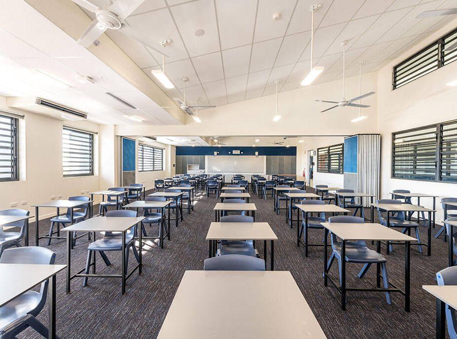 Harristown State High School 3