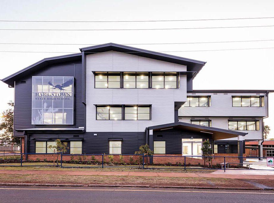 Harristown State High School 7