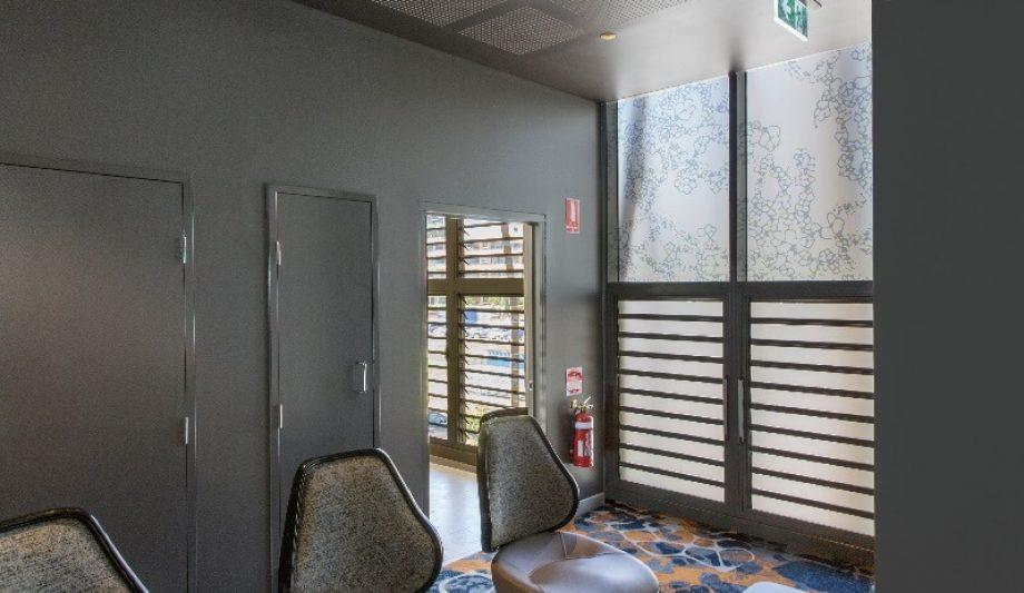 Kurrawa Surf Life Saving Club interior