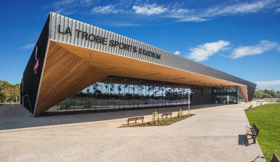 La Trobe Main sports stadium