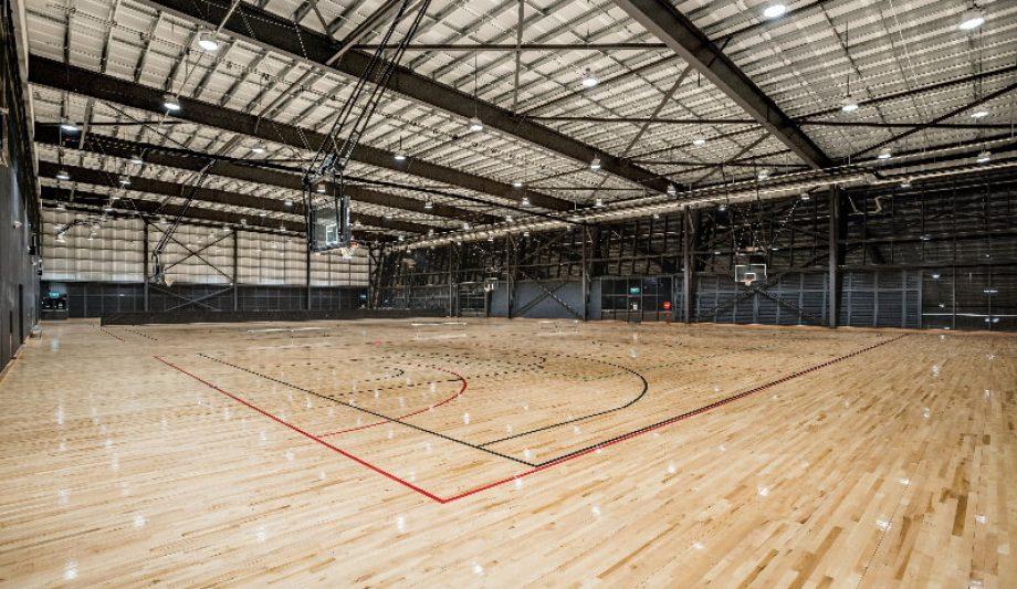 La Trobe Main sports stadium inside 2