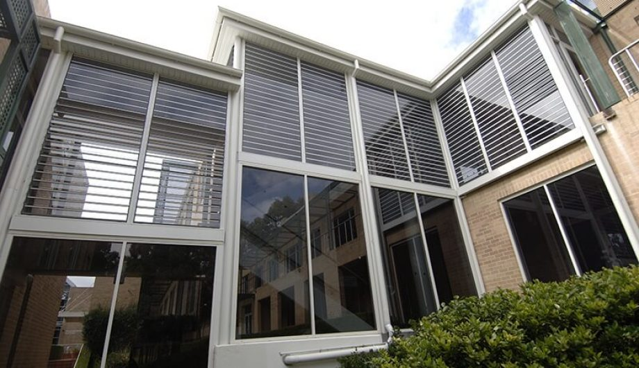 Macquarie University building 2