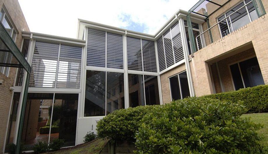 Macquarie University building