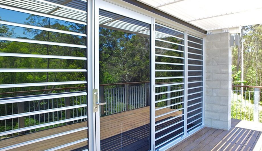 Maroochy Arts and Ecology Centre Louvres