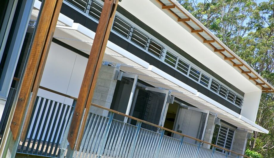 Maroochy Arts and Ecology Centre building