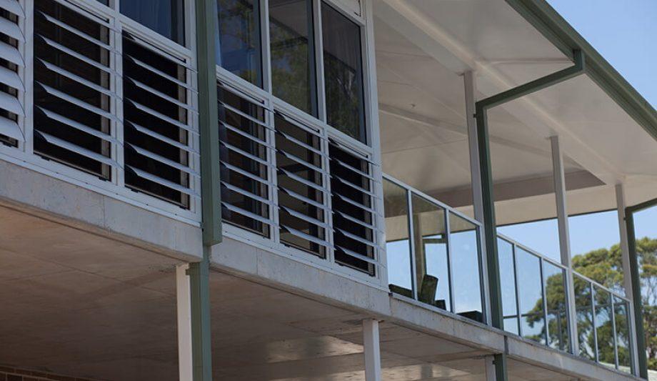 Melrose Retirement Village building