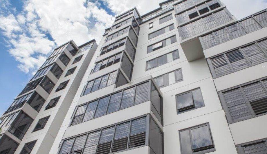 Meriton Luna Apartments Lewisham building 2