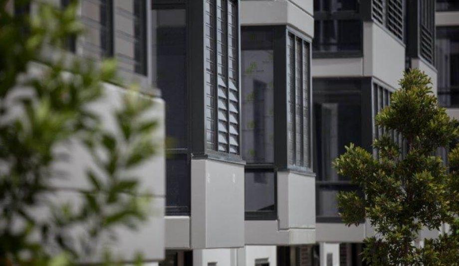 Meriton Luna Apartments Lewisham building 3