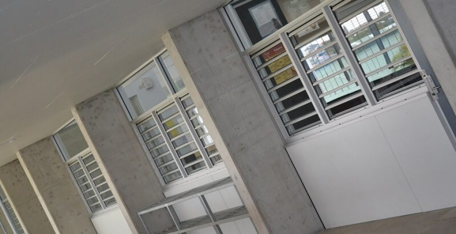 Morayfield State High School windows 2