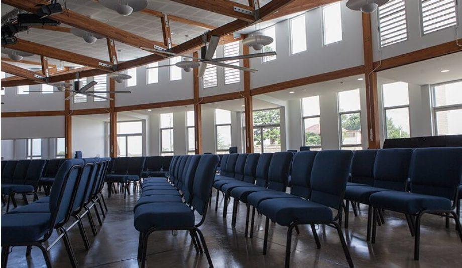Penrith Baptist Church interior 2