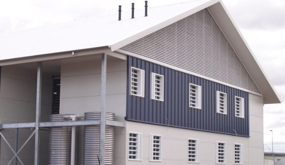 Port Phillip Prison building