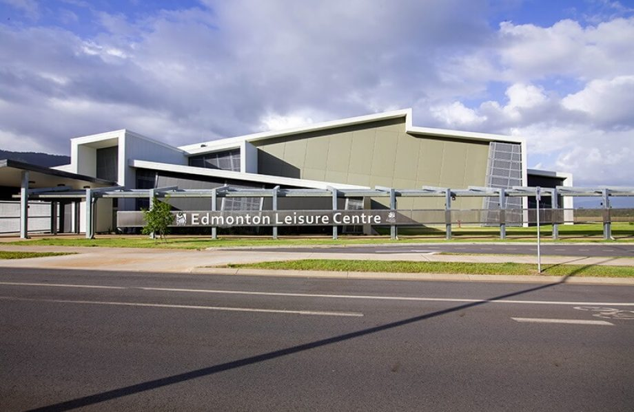 QLD Government Cyclone Shelter building