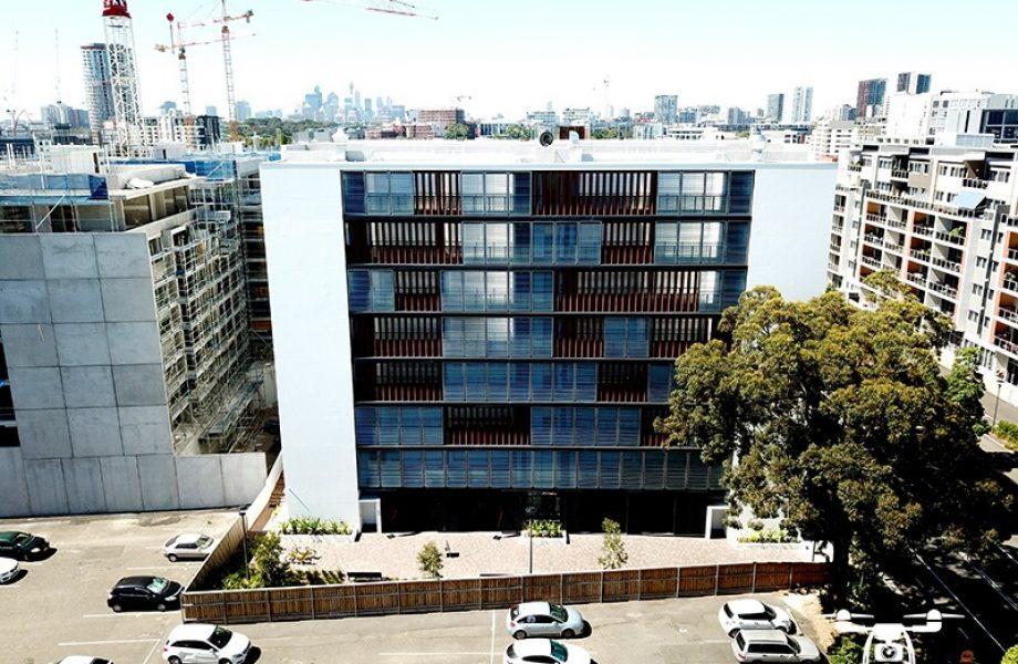 Rosebery Apartments building 3