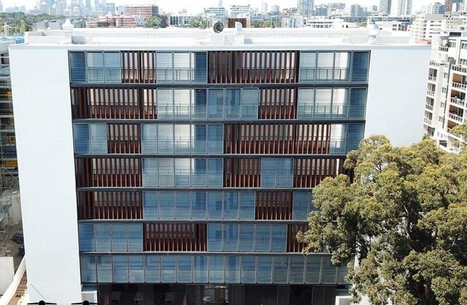 Rosebery Apartments building