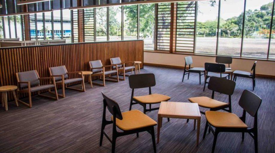University of Papua New Guinea interior