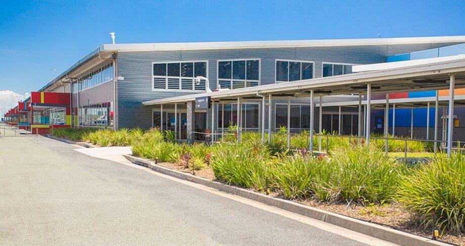 Virgin Lounge, Gold Coast Airport, QLD