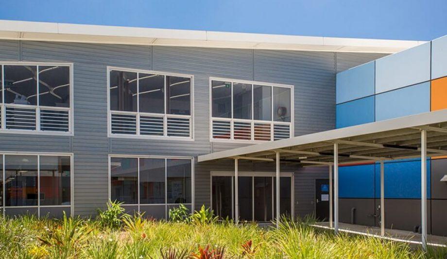 Virgin Lounge, Gold Coast Airport building 2