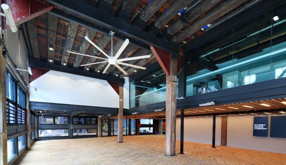 Walsh Bay Arts Interior