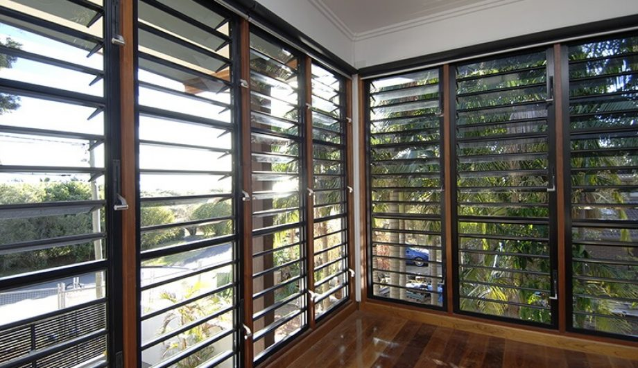 Wellington Point Residence Inside Louvres